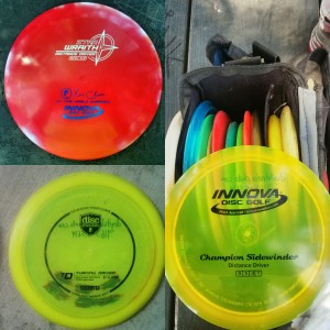 Understable turning discs: What are you using? 8