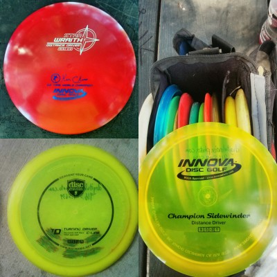 Understable turning discs: What are you using? 4
