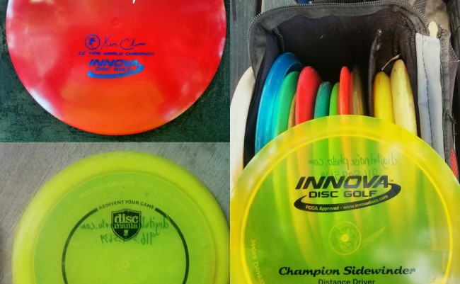 Understable turning discs: What are you using? 1