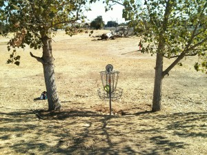 More new hole positions at John Mackey Park 6