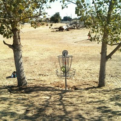 More new hole positions at John Mackey Park 5