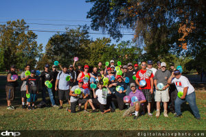 Discraft Ace Race 2014, Santa Anita Park, Sacramento CA 3