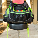 Magellan Outdoors Deluxe Disc Golf Backpack Review 10