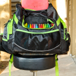 Magellan Outdoors Deluxe Disc Golf Backpack Review 11