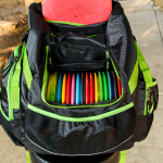 Magellan Outdoors Deluxe Disc Golf Backpack Review 12