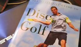 'The Definitive Guide To Disc Golf' is a book for every single disc golfer out there 12