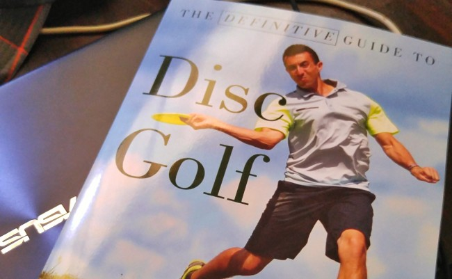 'The Definitive Guide To Disc Golf' is a book for every single disc golfer out there 1