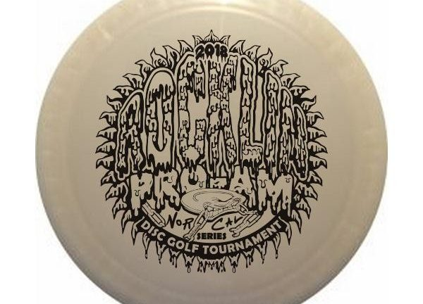 2018 Rocklin Pro-Am Driven by Innova (tournament stamp disc)