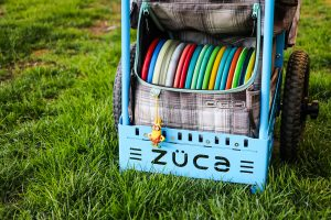 Zuca backpack cart review 1