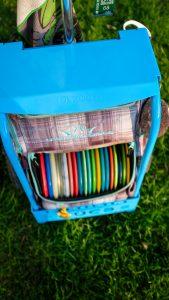 Zuca backpack cart seat
