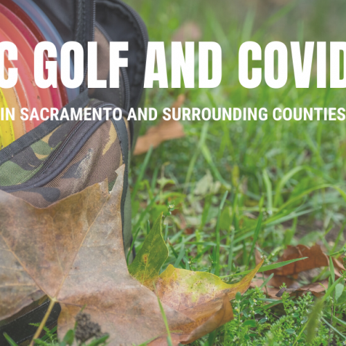 Disc golf and Covid-19